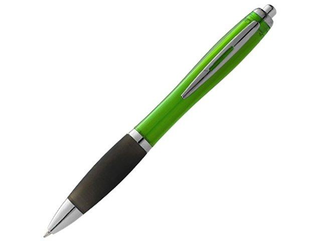 зеленый/черный/серебристый