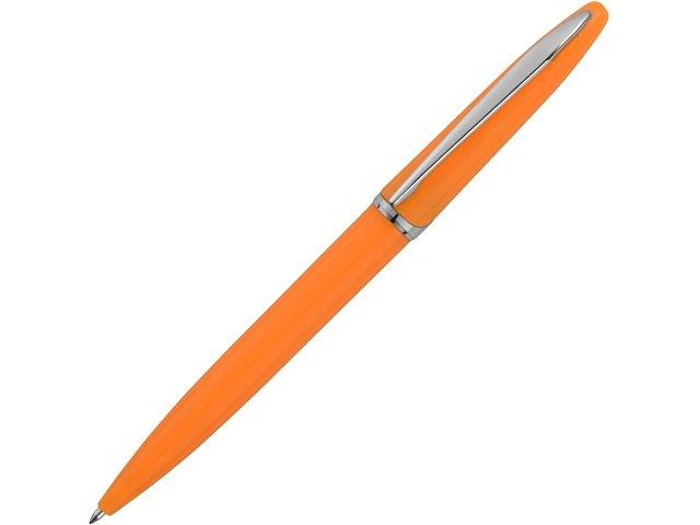 оранжевый глянцевый/серебристый