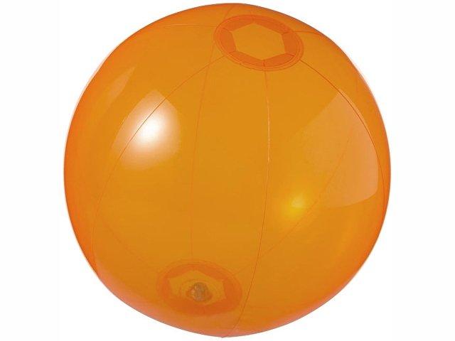 оранжевый прозрачный