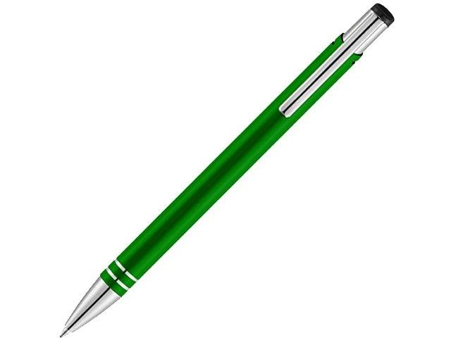 зеленый/серебристый