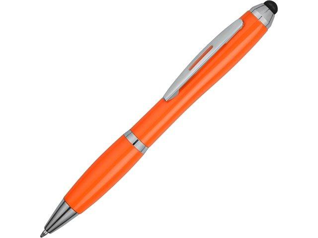 оранжевый/серебристый