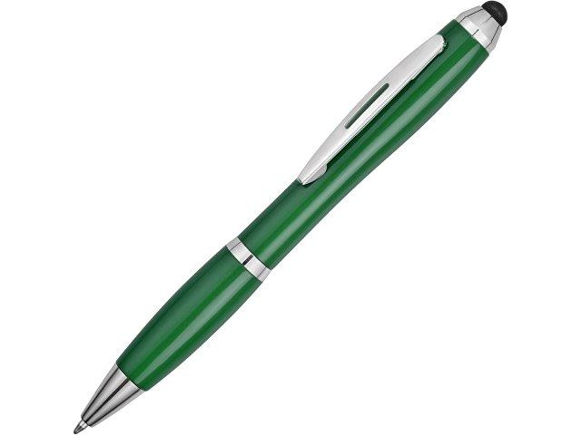 зеленый/серебристый/черный