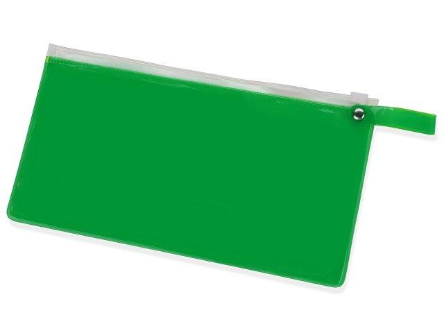 зеленый прозрачный/белый