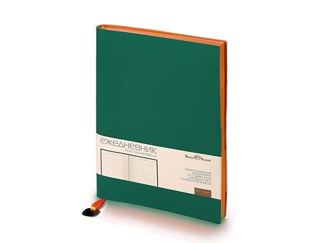темно-зеленый/оранжевый