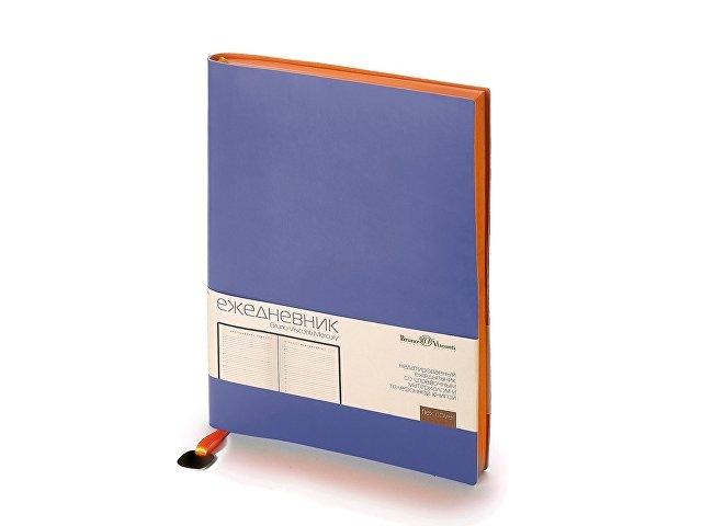 ярко-синий/оранжевый