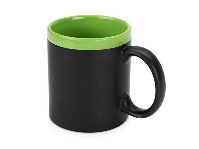 черный/зеленый